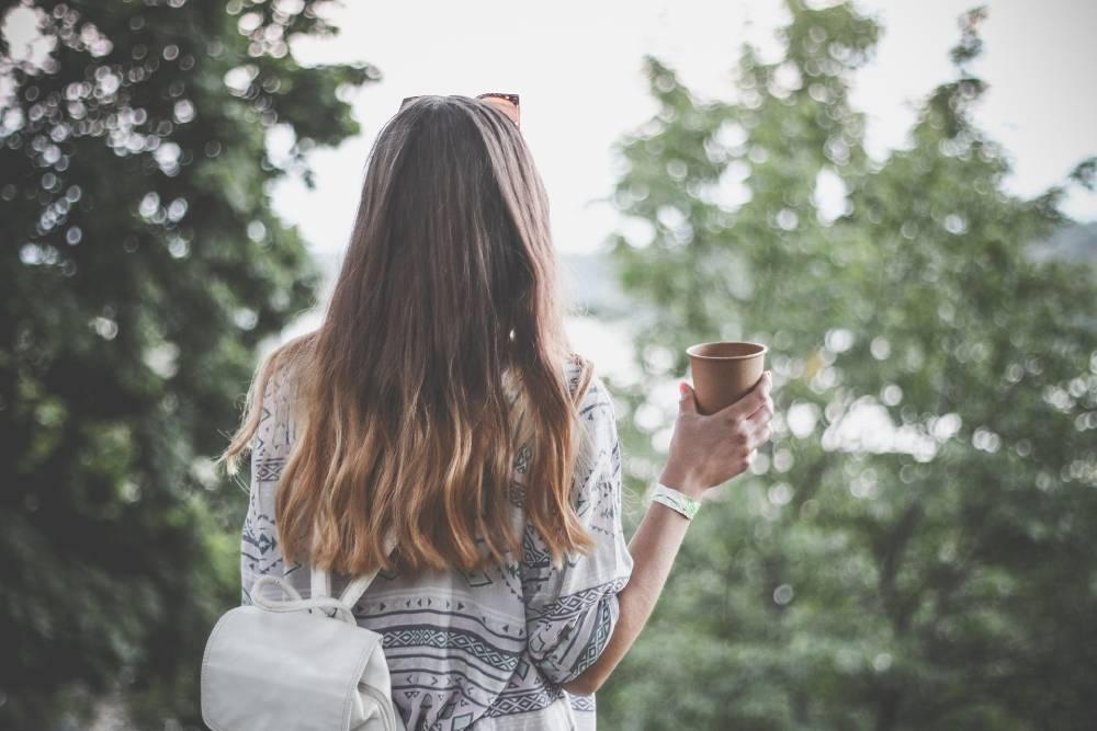 účinky kávového peelingu