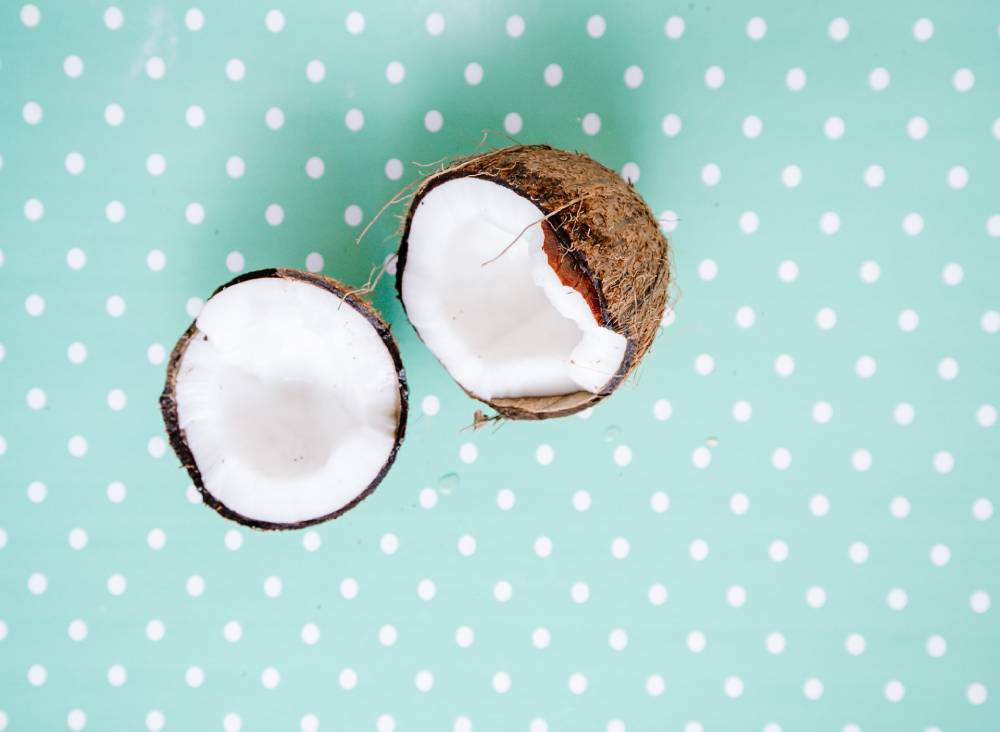 kokosový olej na pleť